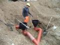Etablering af rottespæringsbrønde Valby